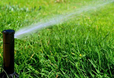Tacoma Sprinkler System